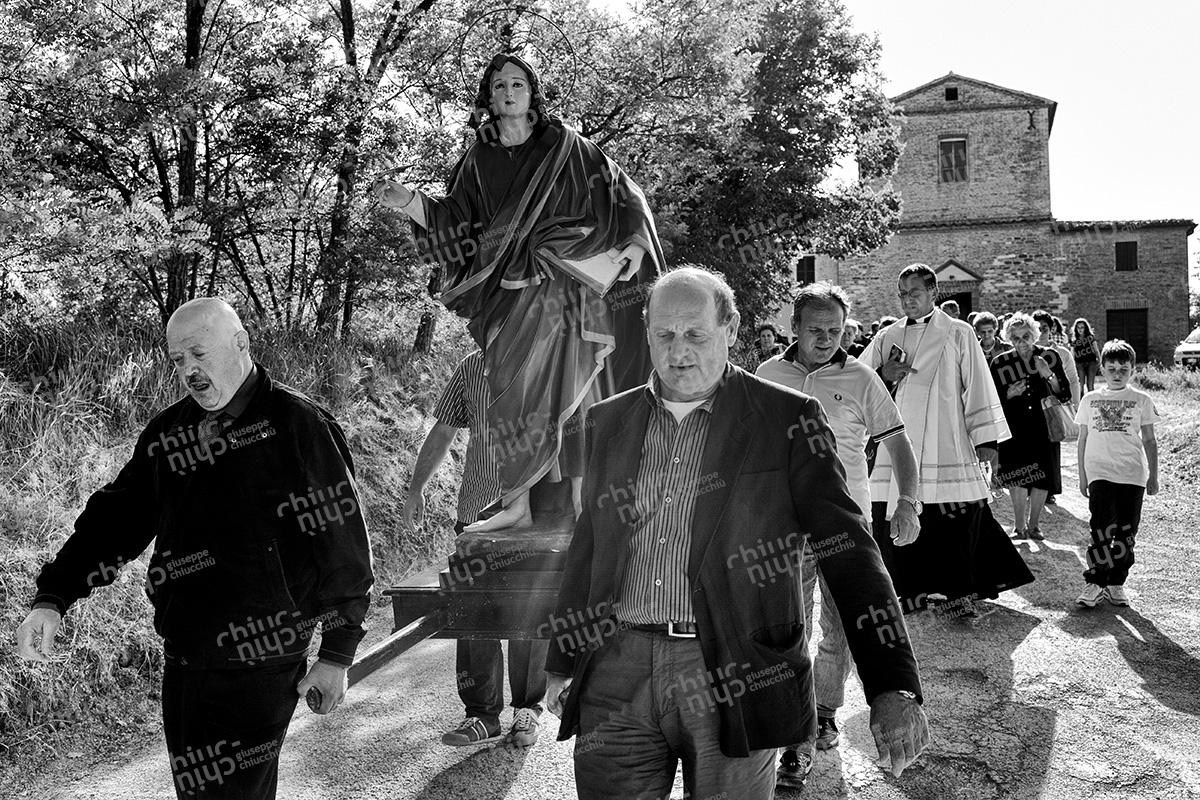 Italy - Marche Religious procession