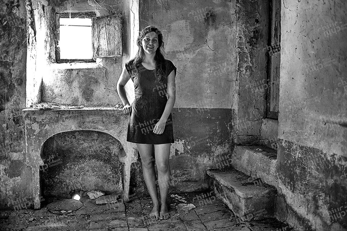 Italy - Summer Farmer's daughter