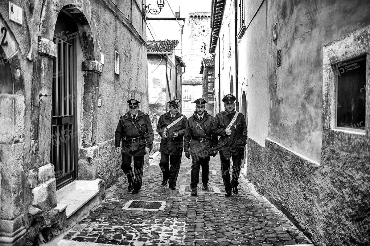 Italy - Carabinieri Abruzzo