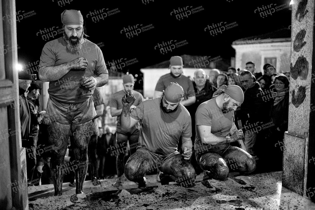 Italy - Verbicaro Calabria Religious Flagellation Battenti - Vattienti