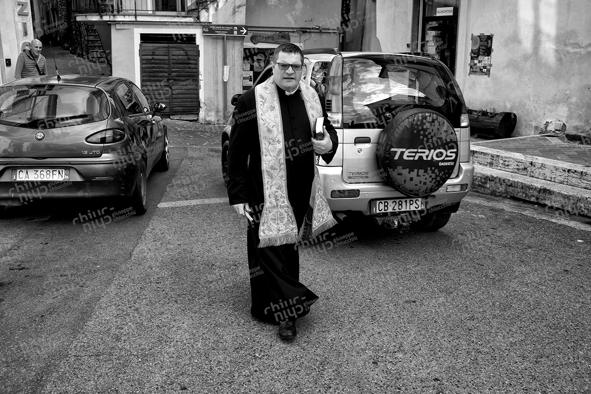 Thanks to the Parish Priest the Mayor and the Citizens of Verbicaro for their warm welcome