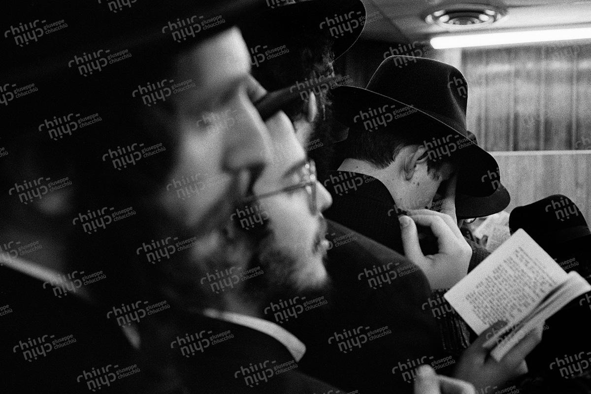 New York - Orthodox Jews