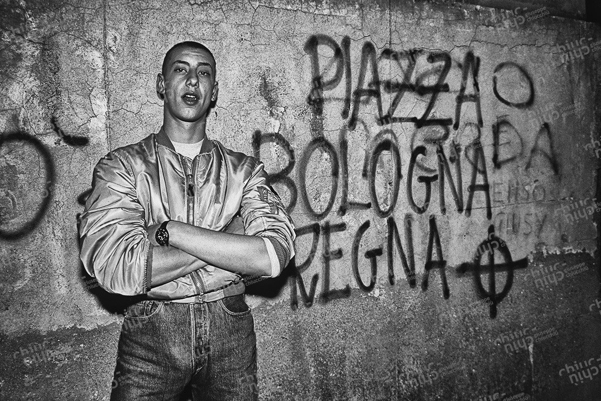 Italy - Right-wing radicals in Rome