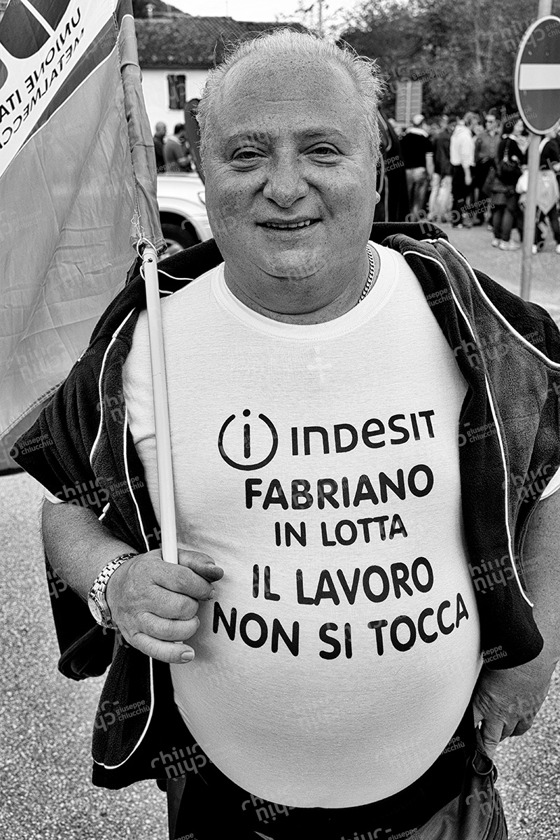 Italy - The crisis of the district of Fabriano
