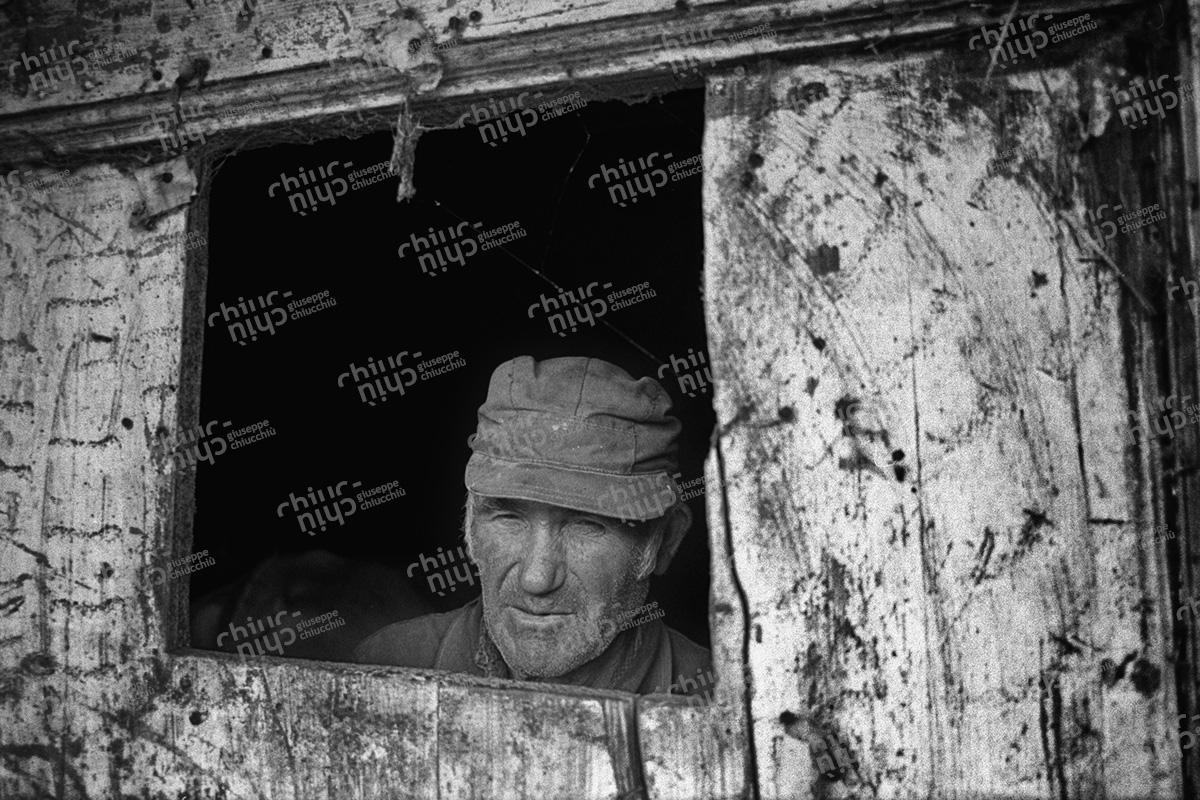 Italy - Farmer, Marche