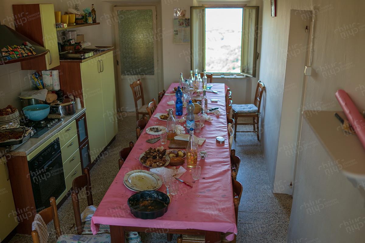 Italy - Ferragosto Mid-August