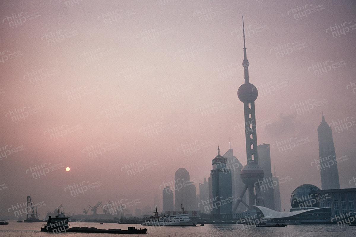 China - Yellow River Shanghai