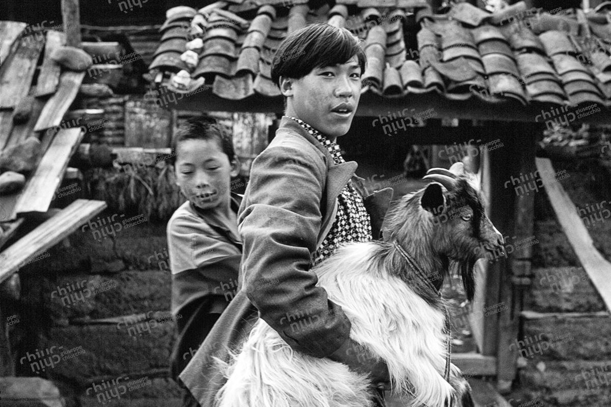 China - Southwest China