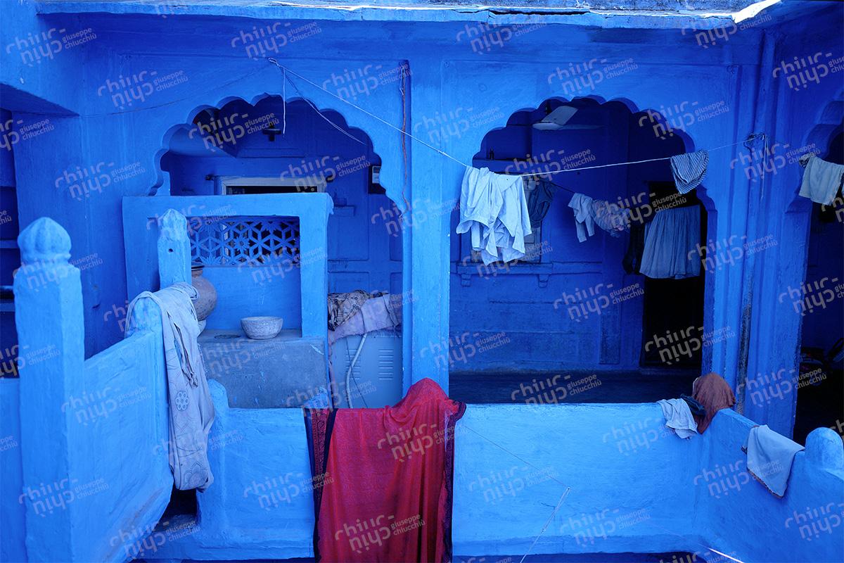 India - The blue city Jodhpur in Rajasthan