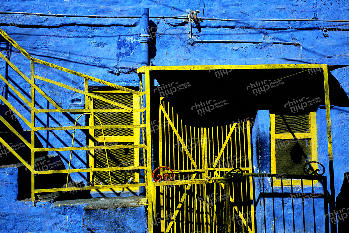 India - The blue city Jodhpur in Rajasthan