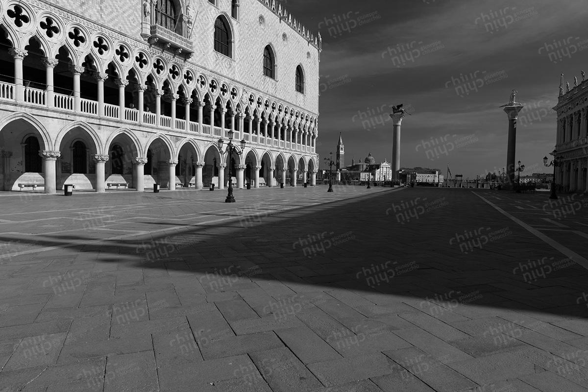 Italy - Venice in the lockdown period