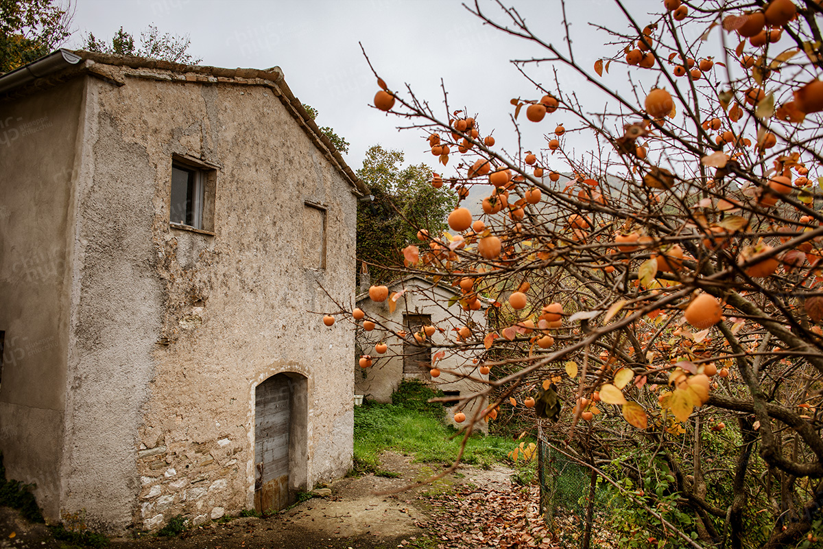 Italy - Journey to the small remote villages of Italy during the lockdown period