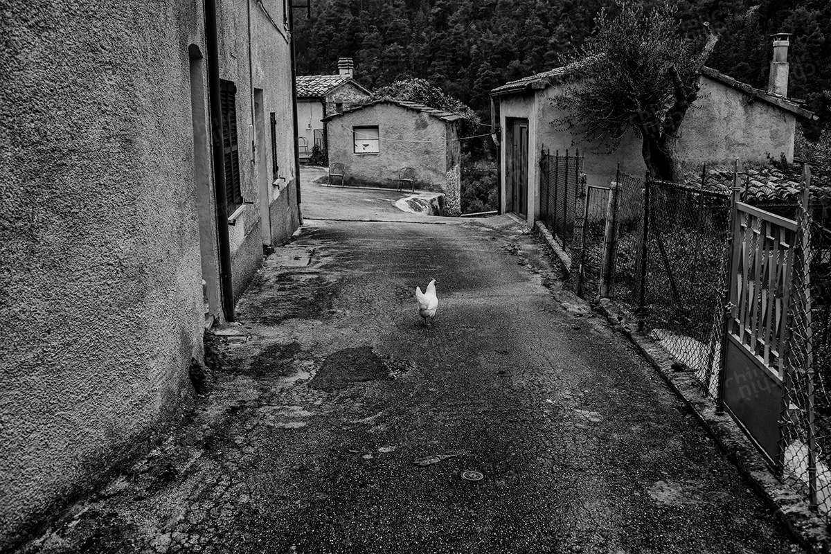Italy - Journey to the small remote villages of Italy during the lockdown period (also available in fine art print)