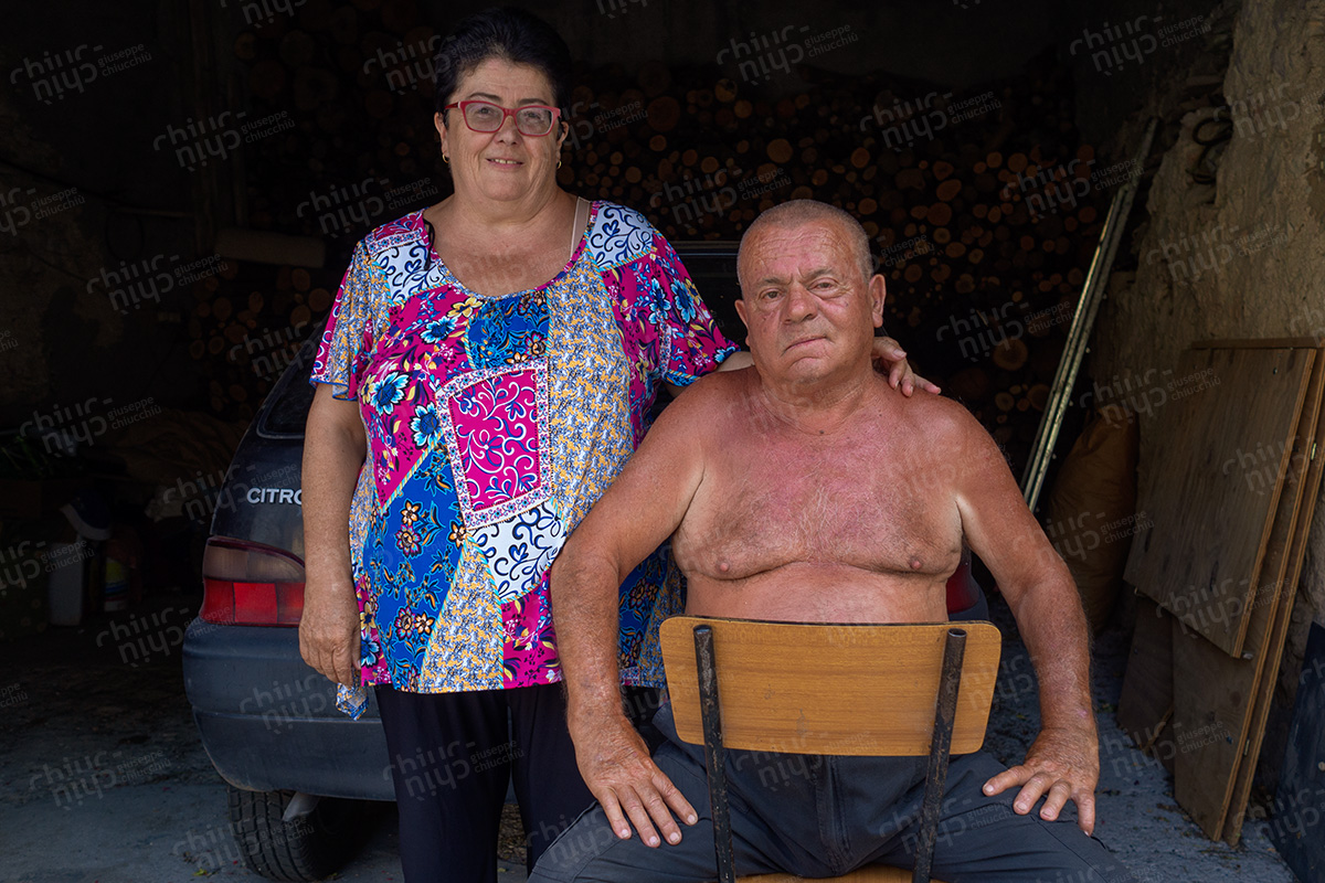 Italy - Wife and husband