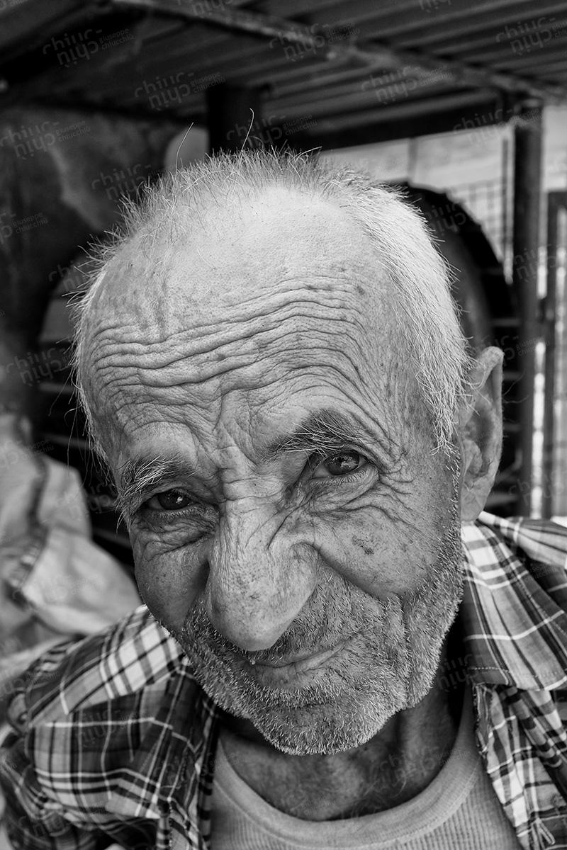 Italy - County side farmer